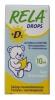 RELA DROPS + D3, 10 мл - RELA DROPS + D3 кисломолочные бактерии в каплях, 10 мл