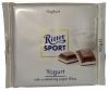 Ritter Sport Шоколад с йогуртом, 100 гр - Молочный шоколад Ritter Sport Yogurt с освежающим йогуртом, 100 гр