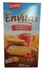 Sondey Envitas Печенье вкус малина и клюква, 5х2 шт, 253 гр - Печенье Sondey Envitas Raspberry & Cranberry со вкусом малины и клюквы, 5 х 2 шт, 253 гр