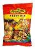 SugarLand Party Mix Жевательные конфеты,  425 гр - Набор жевательных конфет SugarLand Party Mix minis ассорти, в порционных пакетиках, 425 гр