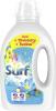 Surf Для стирки лотос и фрезия, 920 мл - Жидкость для стирки белья Surf Lotus Flower & Wild Freesia Цветок лотоса и Дикая Фрезия, 920 мл