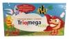 Triomega Kids 60 капсул (Триомега для детей) - Triomega Kids 60 капсул. Детский рыбий жир Triomega Kids в мягких капсулах с фруктовым вкусом.