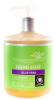 URTEKRAM Мыло для рук органическое Алое Вера, 380 мл - Органическое регенерирующее мыло для рук Urtekram Hand Soap Organic Aloe Vera алоэ вера, 380 мл.