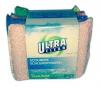Ultra Clean Губка кухонная 10х8,5 см, 5 шт - Губка кухонная Ultra Clean размер 10х8,5 см, 5 шт