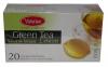 Victorian Чай зелёный с лимоном, 100 пак. - Чай Victorian (зелёный с лимоном) 100 пак.