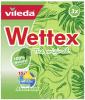 Vileda Wettex Ткань для уборки, 3 шт - Ткань для уборки Vileda Wettex The Original Super AbsorbeТкань для уборки Vileda Wettex The Original Super Absorbent, 3 шт. nt, 3 шт.