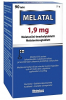 Vitabalans Melatal Леденцы для улучшения сна, 90 шт. - Vitabalans Melatal Леденцы для улучшения сна, 90 шт.