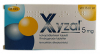 XYZAL Лекарство от аллергии, 5мг/28 табл. - XYZAL Лекарство от аллергии, 5мг/28 табл.