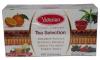 Victorian Чай ассорти, 100 пак. - Чай Victorian Tea Selection коллекция Ройбуш-ваниль, Ройбуш-апельсин, зеленый-мята, черный-лесные ягоды, 100 пак.