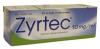 Zyrtec Капли, 10 mg / 20 ml - Капли Zyrtec средство от аллергии, 10 mg / 20 ml