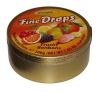 Fine Drops Леденцы фруктовое ассорти, 200 гр - Леденцы Fine Drops фруктовое ассорти, 200 гр