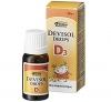 Витамин D3 DEVISOL DROPS (Д3 Девисол Дропс) - Витамин D3 DEVISOL DROPS (Д3 Девисол Дропс), особенно подходящий для младенцев и детей. Капли нейтрального вкуса не изменят вкус еды или питья. Хранятся в открытом виде при комнатной температуре.