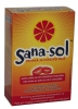 Витамины SANA-SOL, 48 шт - Витамины SANA-SOL мягкие и жевательные поливитаминные и минеральные вещества с ароматом апельсина и лесных ягод, 48 штук. 12 витаминов и 3 минерала.