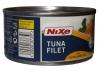 Nixe Тунец в подсолнечном масле, 185 гр - Тунец в подсолнечном масле Nixe, 185 гр