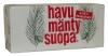 HAVU MANTY SUOPA Мыло хозяйственное, 500 гр - Мыло хозяйственное HAVU MANTY SUOPA на основе масел сосны, 500 гр