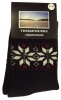 Термоноски Thermosukka, размер 37-40, цвет чёрный - Термоноски Thermosukka, цвет чёрный, размер 37-40. Сохранят тепло и сухость Ваших ног.  Состав:  50% шерсть, 40% акрил, 10% полиэстер