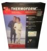 Термобелье Thermoform Active Unisex set комплект, S (44/46) - Термобелье Thermoform Active Unisex set комплект, S (44/46). Цвет серый.
