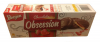 Bergen Cookies Печенье с клубникой и шоколадом, 145 гр