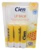 Cien Бальзам для губ с молоком и медом, 3 шт.