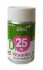 Elivo Vitamin D 25 мкг со вкусом яблока, 120 таб.
