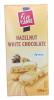 Fin Carre Шоколад белый с фундуком, 200 гр