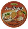 Fine Drops Леденцы апельсиновые, 200 гр.