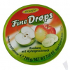 Fine Drops Леденцы яблочные, 200 гр.