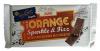 KarlFAZER Travel ORANGE Шоколад апельсин и карамель, 130 гр.