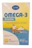 LYSI Omega-3 Moomin 400 mg, 60 капсул