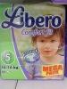 Libero 5 Comfort MEGA PACK (10-16 кг) 100 шт