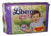 Libero 5 Up Go MEGA PACK (10-14 кг) 62 шт.