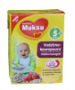 Nutricia Muksu готовая каша: малина со злаками, 215 гр., с 5мес.