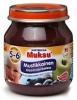 Nutricia Muksu яблоко, черника, 125 гр., с 5-6мес.