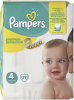 Pampers 4 Premium Protection, 39 шт (8-16 кг)