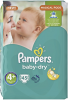 Pampers 4+ Baby-Dry, 45 шт (9-20 кг)