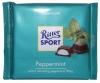 Ritter Sport Шоколад с мятным кремом, 100 гр