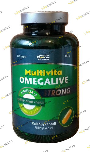 multivita omegalive strong