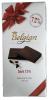 Belgian Шоколад горький 72% какао, 100 гр. - Belgian Шоколад горький 72% какао, 100 гр.