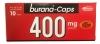 Burana-caps 400 mg, 10 капсул (Бурана капс) - Burana-caps 400 mg, 10 капсул (Бурана капс)
