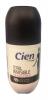 Cien Total Invisible Антиперспирант шариковый, 50 мл - Шариковый антиперспирант Cien Total Invisible For Black & White для черного и белого, 50 мл. 0% алкоголя.