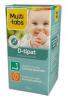 D-Tipat Multi-tabs D3 (Д-Типат Мульти-табс) - D-Tipat Multi-tabs D3 – капли масло для детей и взрослых 10мл. Дневная норма 5 капель содержит 10 микрограмм витамина D3. Потребление витамина D является важным особенно для детей, для нормального роста скел