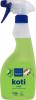 Kiilto Очиститель универсальный спрей  лайм, 500 мл - Универсальное очищающее средство для дома Kiilto Kodinpuhdistaja lime yleispuhdistaja spray, 500 мл.