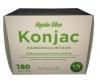 Konjac для контроля веса, 180 капс./128 гр - Глюкоманнан-хром Konjac для контроля веса, 180 капс./128 гр. Пищевая добавка.