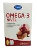 LYSI OMEGA-3 NIVEL, 30 капс + 60 табл