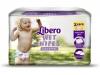 Libero Салфетки влажные, 2 упаковки по 64 шт.