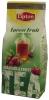 Lipton Чай чёрный фруктовый, 150 гр - Чай чёрный Lipton Forest Fruit фруктовый, 150 гр. Кусочки вишни и лесных ягод в сочетании с листьями черного чая  создают великолепный фруктовый вкус. Отдохните с чашечкой чая Lipton Forest Fruit.