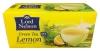 Lord Nelson Чай зеленый с ароматом лимона, 25 шт.