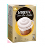 Nescafe Latte Кофе Ванильный латте, 8 пак, 125 гр