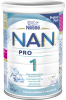 Nestle NAN 1 Pro 400 гр (Нестле НАН 1 Про) - Сухая  молочная  смесь  Nestle NAN 1 Pro Для  малышей  от  0  до  6  месяцев, 400 гр
