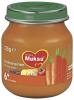 Nutricia Muksu Овощи с говядиной, с 6 мес., 125 гр